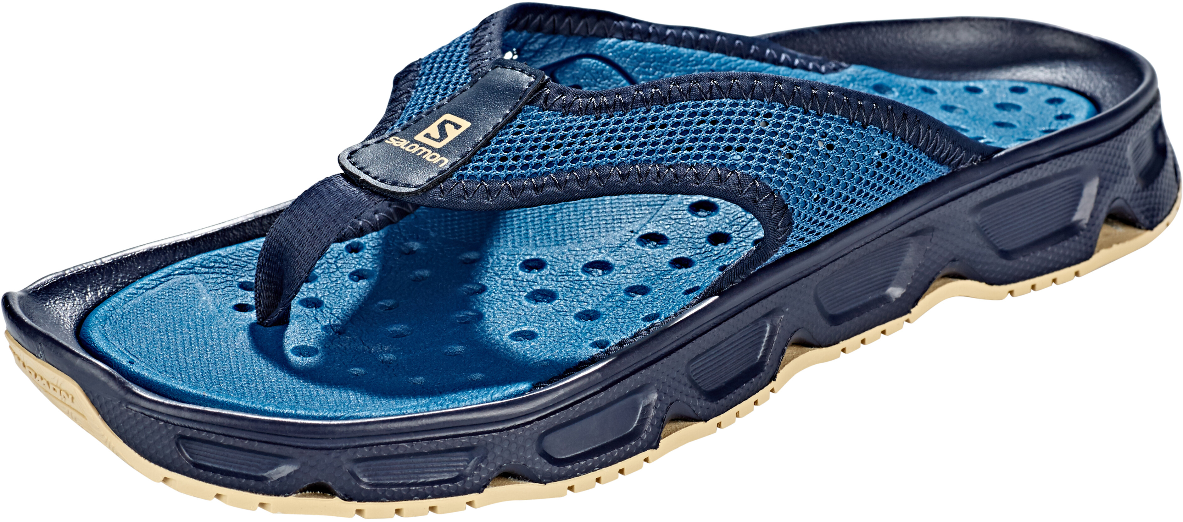 b7a841a95ff1a6 Salomon RX Break 4.0 Running Shoes Men blue at Bikester.co.uk
